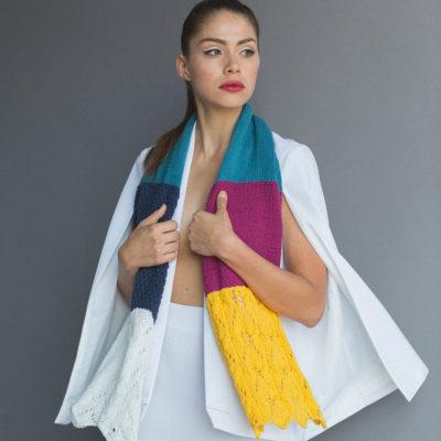 stacking scarf