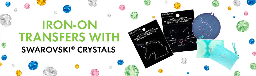 Swarovski® Create Your Style Brings New Sparkling Innovations