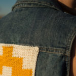 <em>Interweave Crochet</em> Spring 2018: Bosque Bloom Scarf
