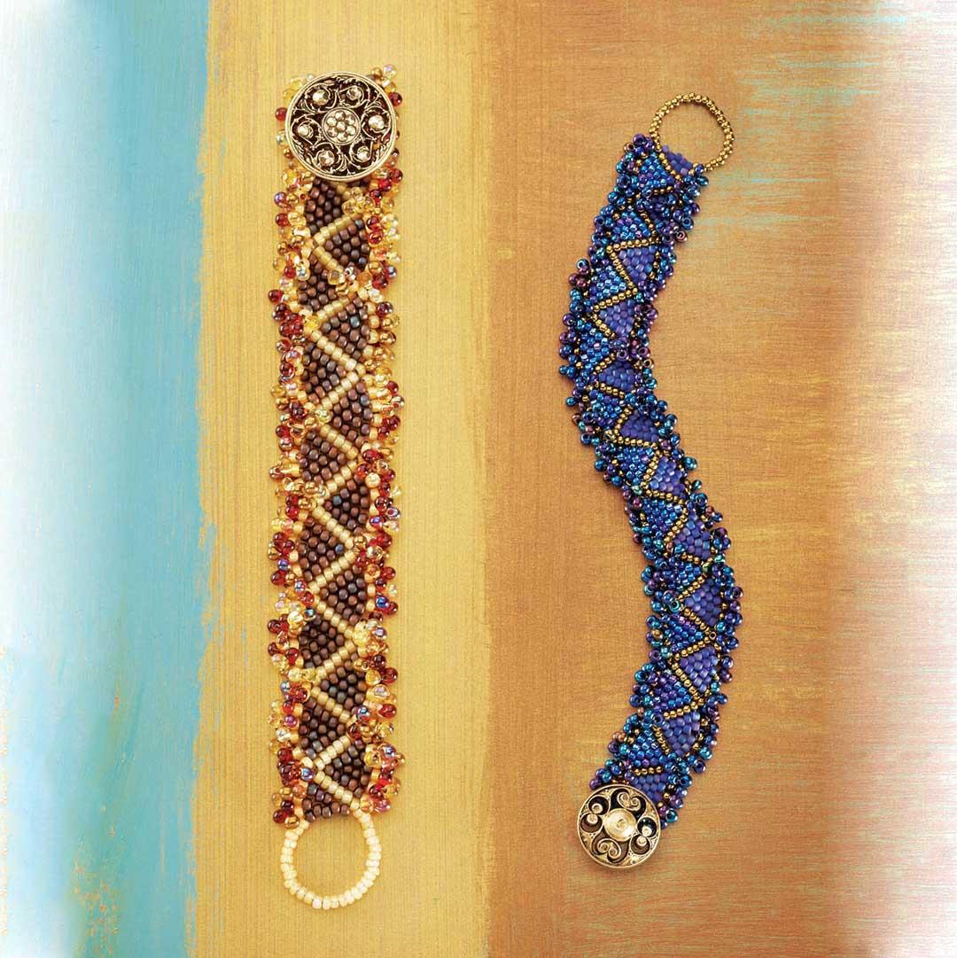 Beaded Bracelet Sampler