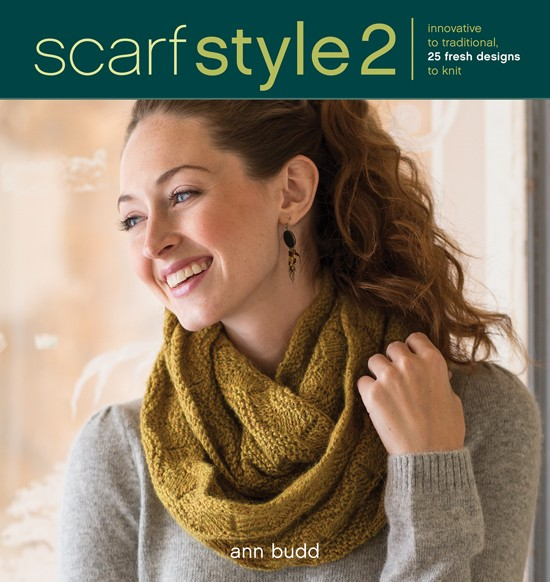 Get 25 scarf knitting patterns in Scarf Style 2!