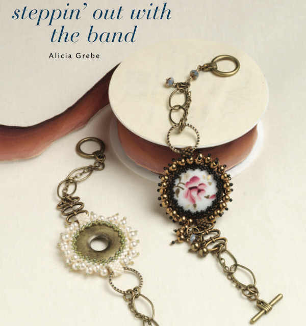 """steppin' out with the band,"" by Alicia Grebe"