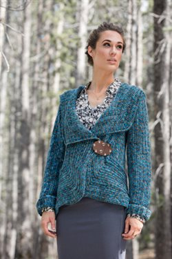 How to Crochet the Sea Tangle Jacket: Part 1 - Interweave