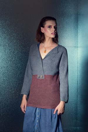 Seaside Crochet Sweater
