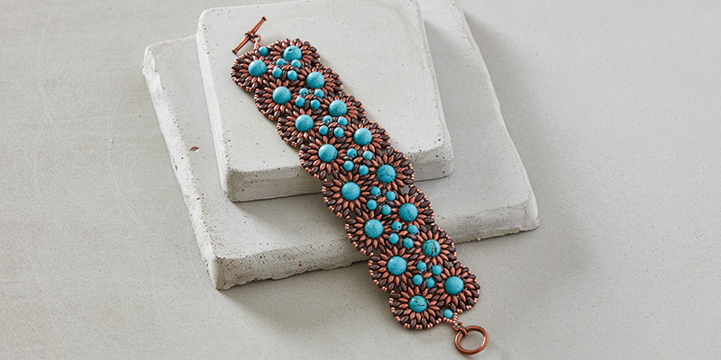 Sedona Sunset Bracelet by Shanna Steele