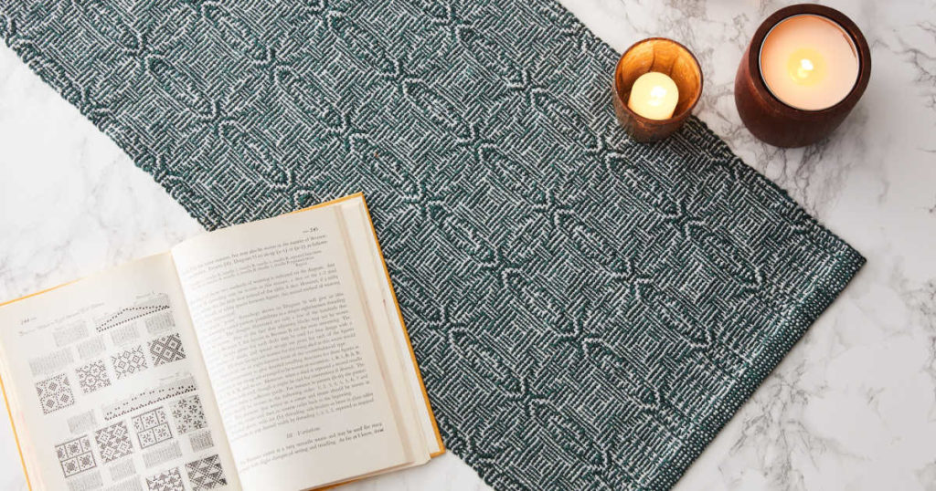 In the Pines Table Runner