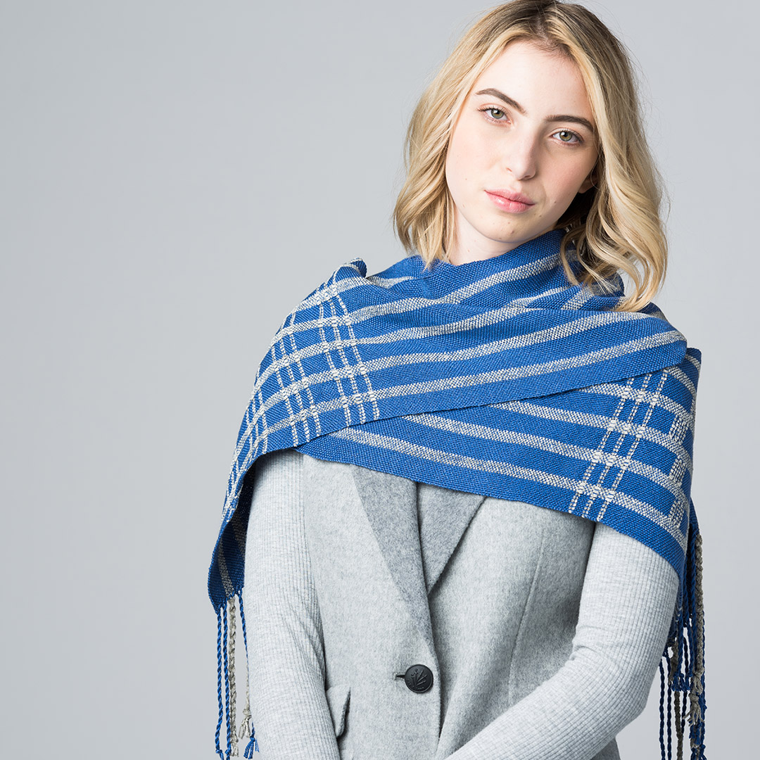 Loom Theory: Rigid-Heddle Scarf Collection.