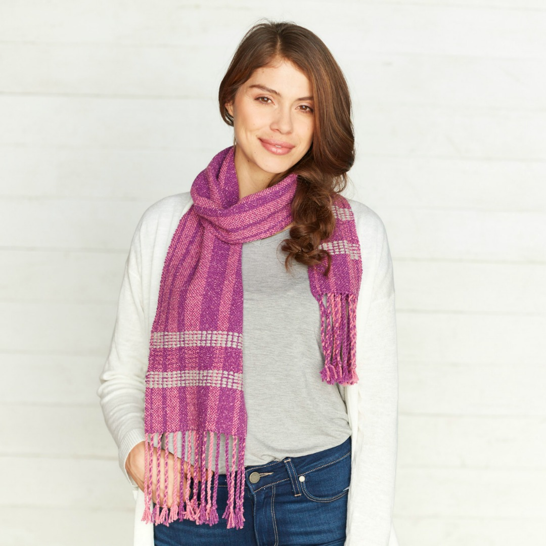 Wine and Roses Scarves