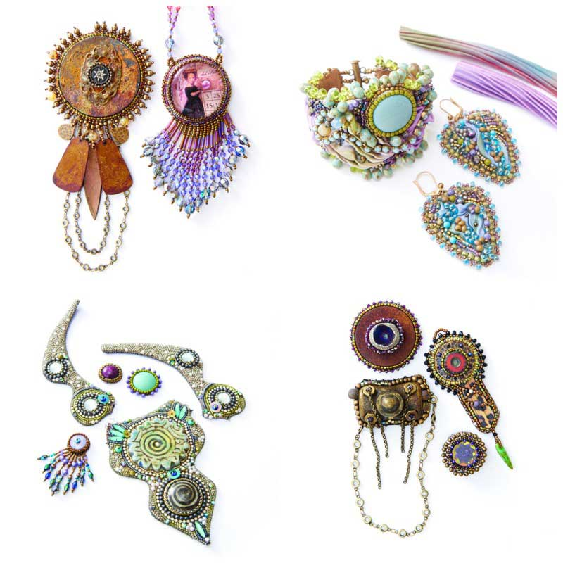 Beaded jewelry you love to create wear and share