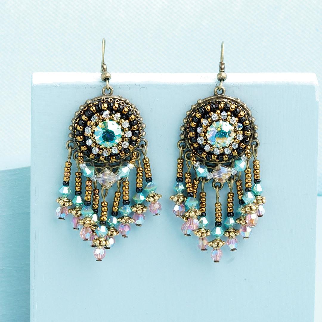 Sherry Serafini's Reed's Got Class Earrings