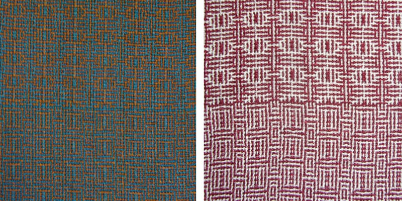 Shadow Weave: A Tale of Two Yarns