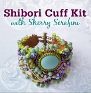 Sherry Serafini shibori kit