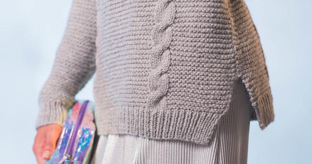 <em>knitscene</em> Winter 2018: Shimla Sweater