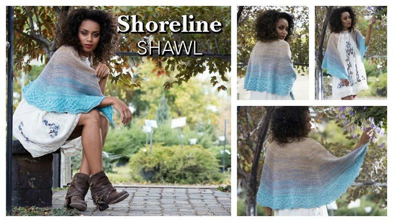 Shoreline-Shawl