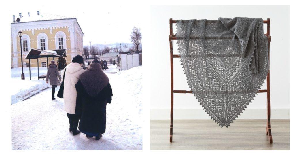The Orenburg Warm Shawl: When a 'Gossamer Web' Becomes a 'Mink Coat'