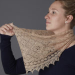 Knit a Silky Camel Cowl (and Tips for Knitting Flies)