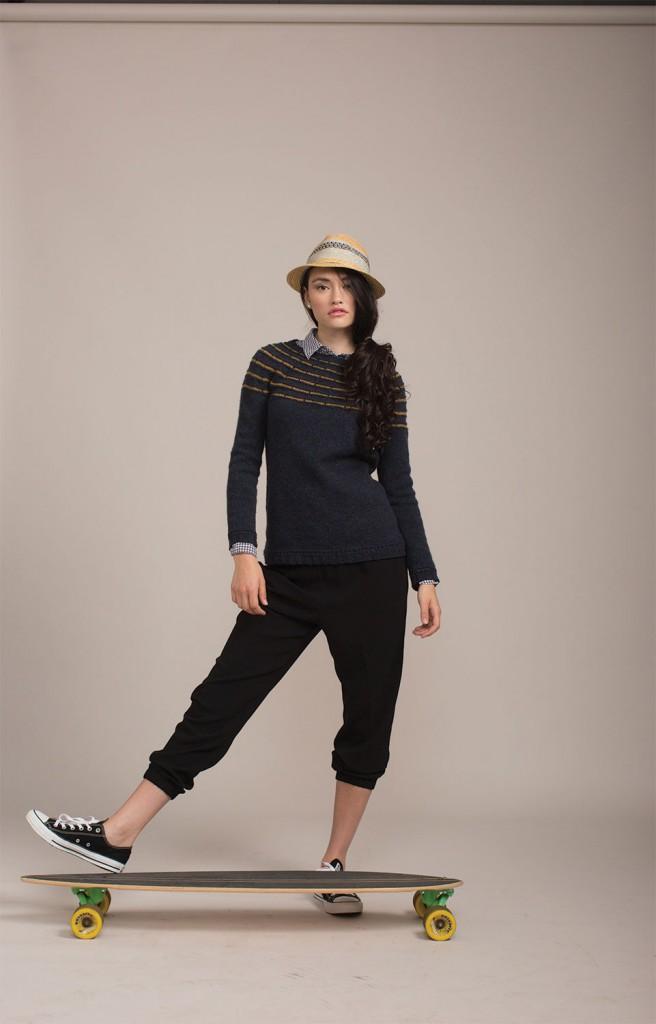 Skinny-Pop-Pullover