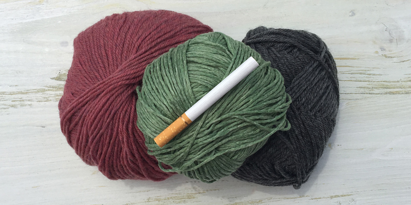 How to Remove Smoke Smell from Yarn with One Simple Trick