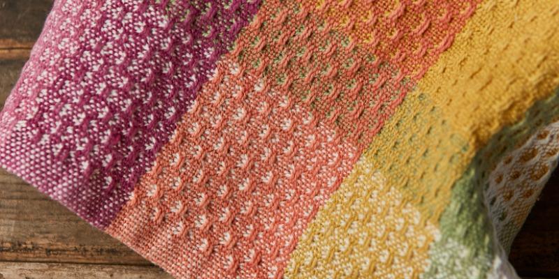 Tintes Naturales Huck Towels