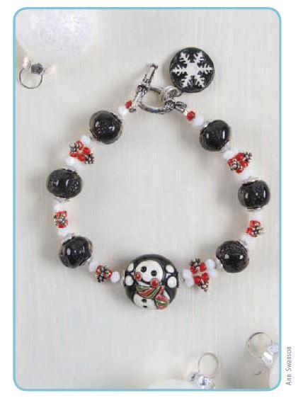 Snow Friend Bracelet