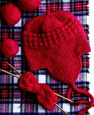 Knit Daily Free Patterns : Snowboarder Hat, As Seen on Episode 1203 of Knitting Daily TV with Vickie How...