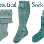 5 Sock Patterns for Lazy Women