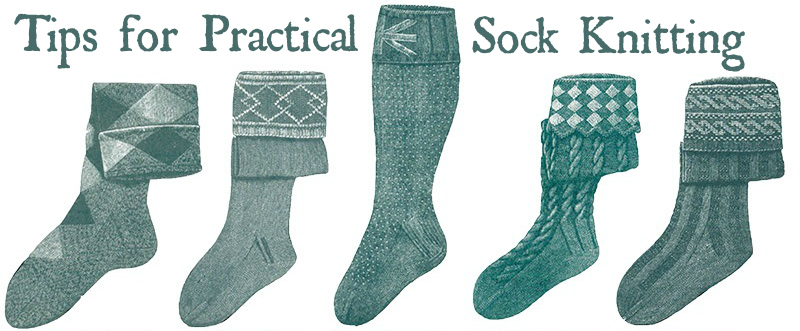 Adapting Children's Sock Patterns for Women