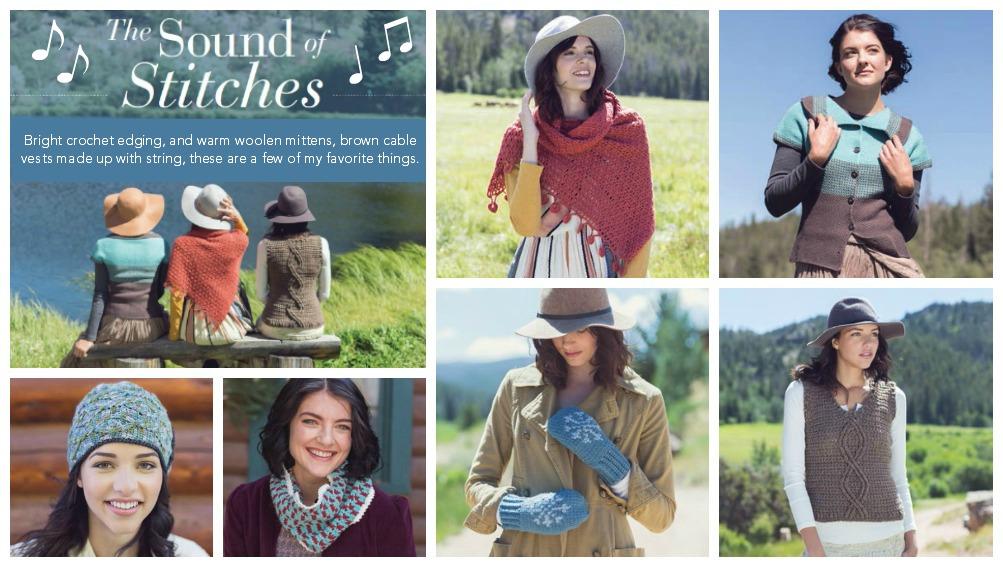 Interweave Crochet Winter 2017: The Sound of Stitches