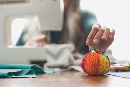 knit pincushion pattern