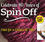 Win Spinning Prizes in <em>Spin Off</em> Magazine's 40th Anniversary Sweepstakes