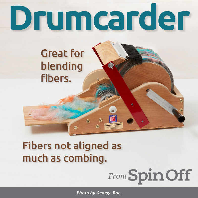 Tool Profile: Drumcarder