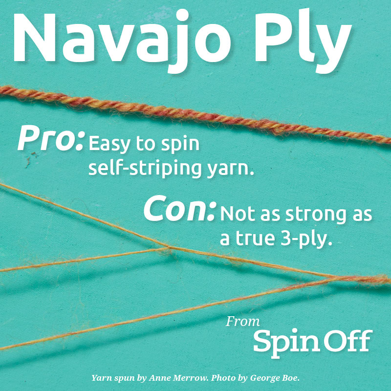 Yarn Profile: Navajo Ply