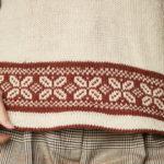 <em>Knitting Traditions</em> 2018: Tree Line Henley