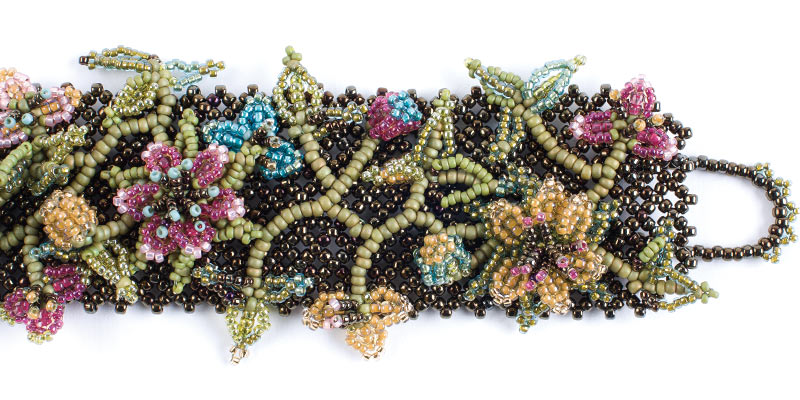 12 Bead Weaving Projects to Put You in a Springtime State of Mind