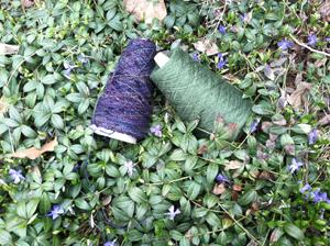 Yarn in Spring