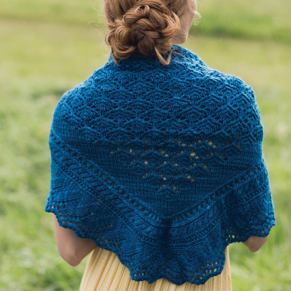 triangular shawls