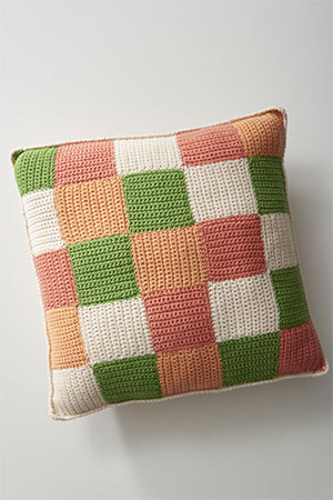 Squared Up Pillow