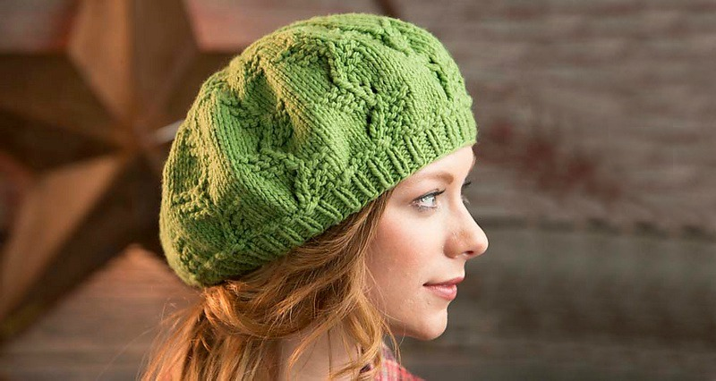 Caught In a Pinch? Green Knitted Accessories that Work Up Quick