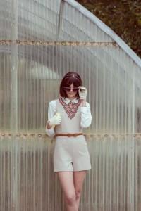 Starflower Necklace sassy