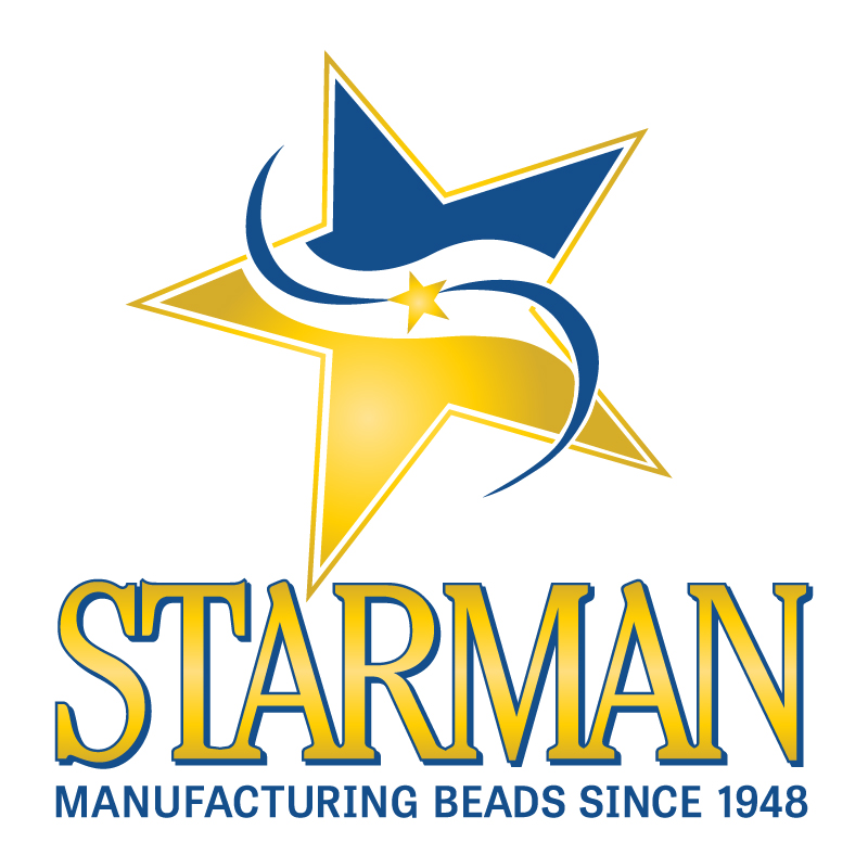 Starman logo: Top Interweave Beading Resource website