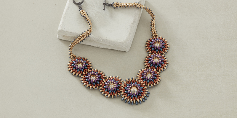 Bead Weaving Southwest-Inspired Jewelry