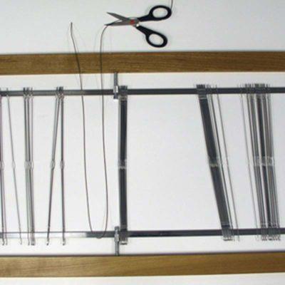 repair heddle