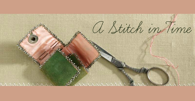 Stitch in Time: Coral Stitch