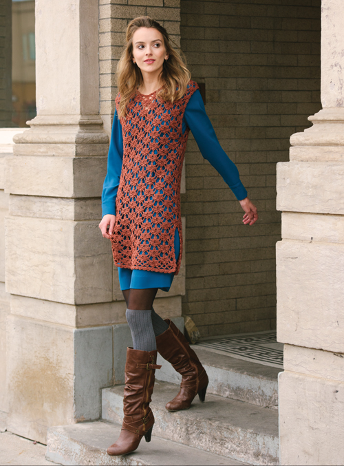 Sugar Maple Tunic Crochet Pattern