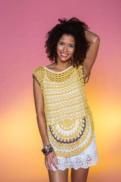 Sunbeam Cover-Up Crochet Pattern
