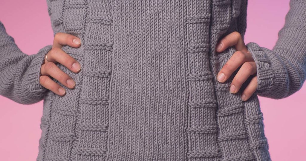 <em>knitscene</em> Winter 2018: Suncadia Sweater