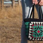 <em>Interweave Crochet</em> Spring 2018: Buffalo Belt