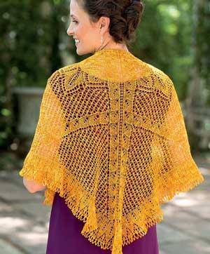 Sunflower_shawl