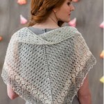 Sunna Lace Shawl to Knit Evelyn A. Clark
