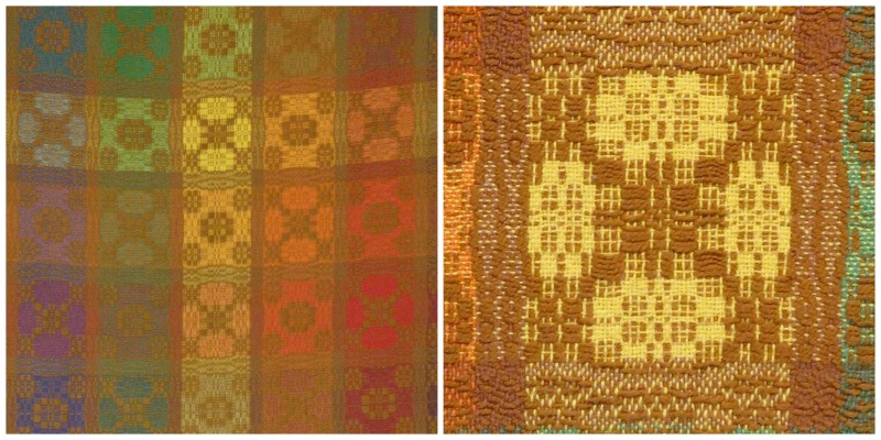 Woven Baby Blankets by Susie Hodges